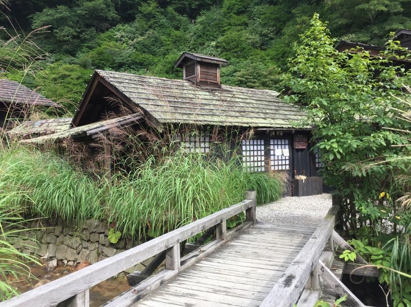 The Obligatory (and amazing) RyokanStay